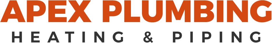 Apex Plumbing Heating & Piping Logo